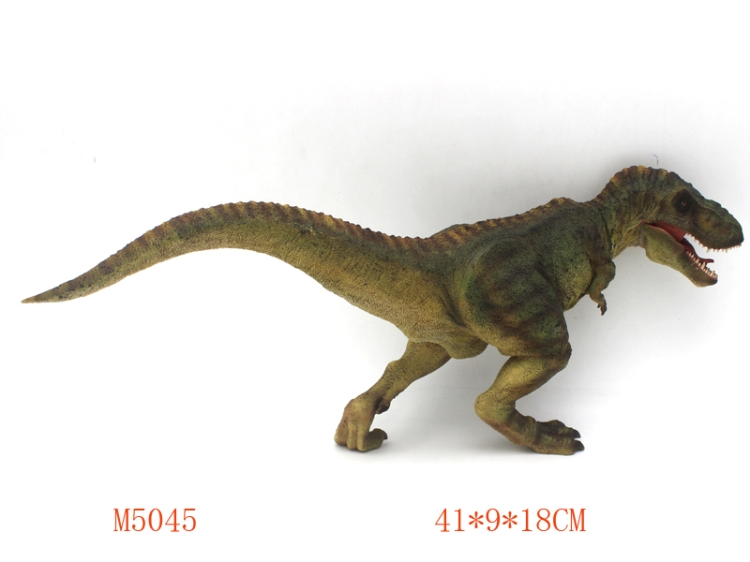 Green tyrannosaurus M5045