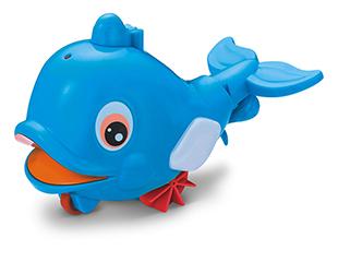 喷水小海豚     (拉线6只庄) 528