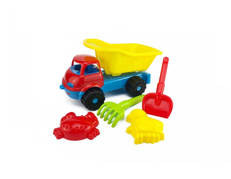 5PCS BEACH CAR SET 208