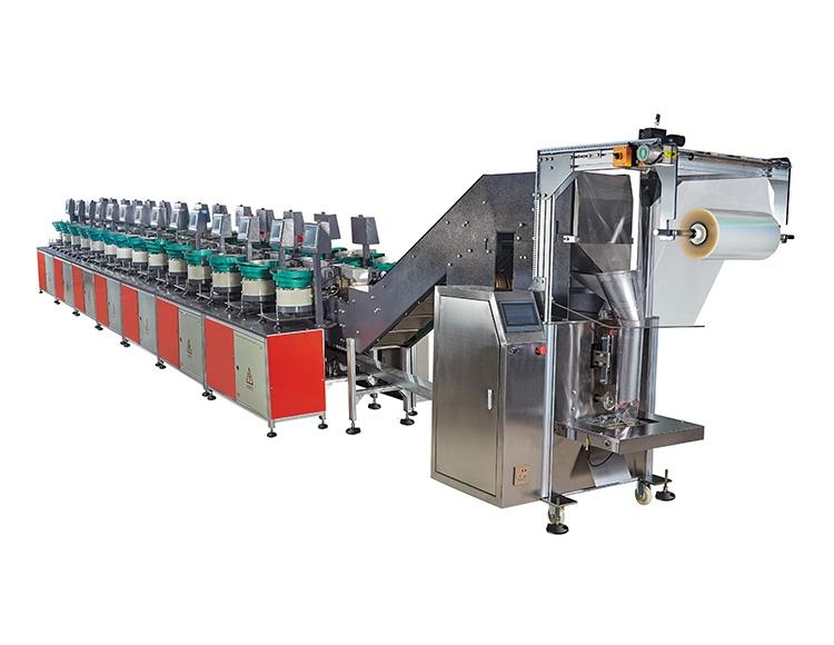 全自动多工位计数包装机 FS-500