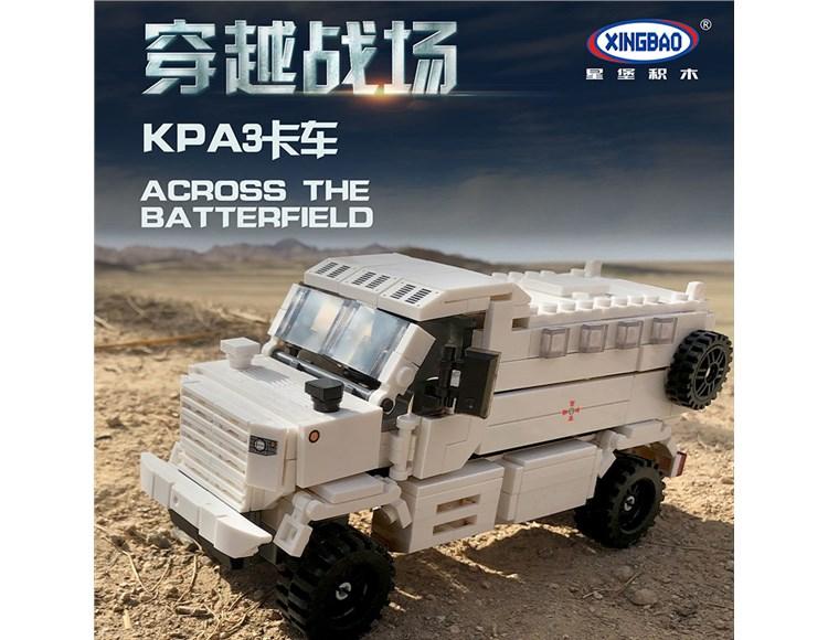 穿越战场KPA3卡车 06804