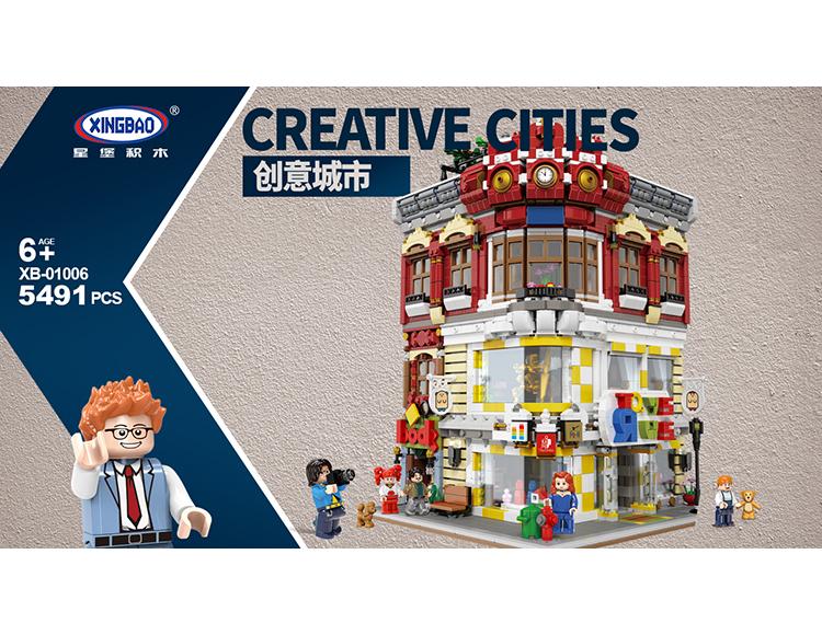 玩具与书店 01006