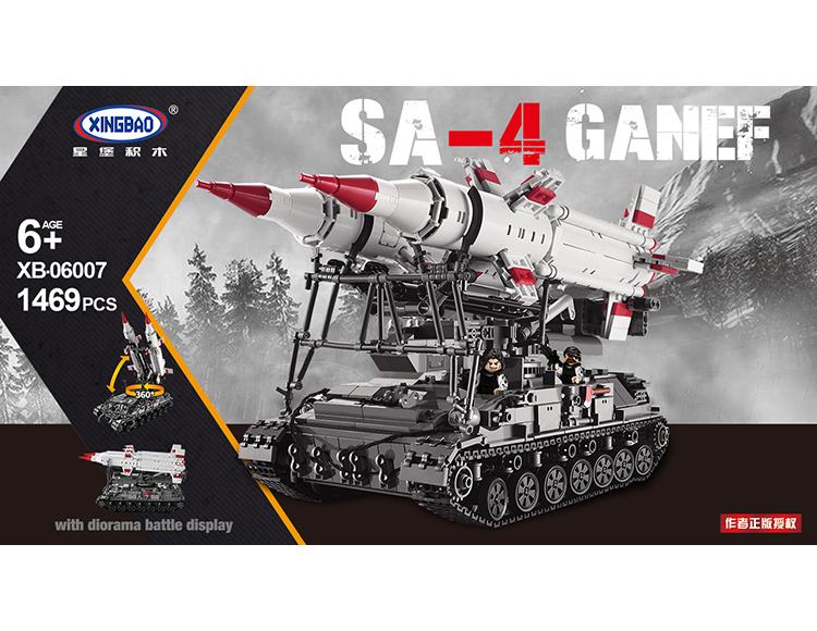 SA-4GANEF 06007