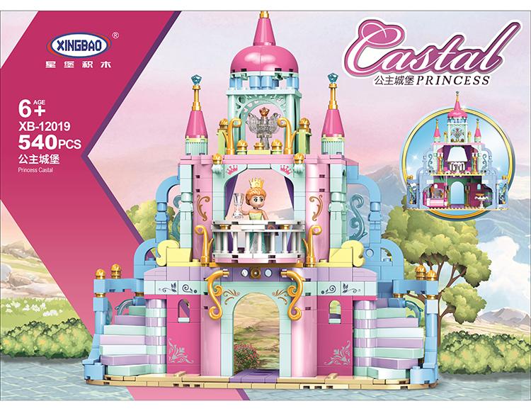 公主城堡 12019