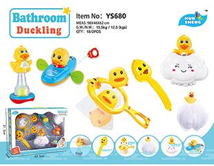 浴室小鸭套装 YS680