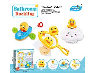 浴室小鸭套装 YS682