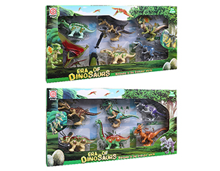 Era of dinosaurs 20-21