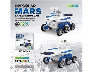 DIY 4WD solar  Concept car DIY016