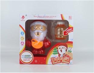 Fully automatic Santa bubble machine 8801A