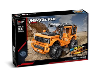 Gobi Chase-Off-Road Vehicle-Technology Series 3817
