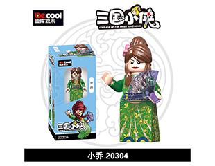 三国小侠-小乔 20304