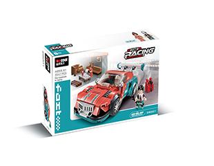 8格回力-赛道狂飙 28001