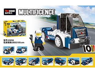 Heavy truck (10 variants) 31016