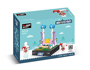 Amusement Park-Big Pendulum 77105