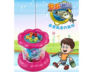 海洋音乐电动钓鱼 6619